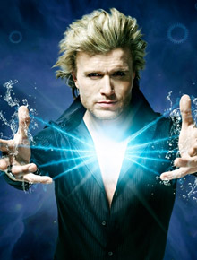 Hans Klok. The New Houdini