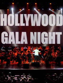 Hollywood Gala Night