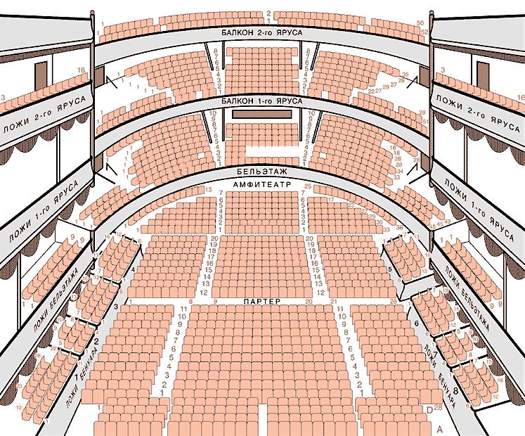 Арена лужники схема зала фото 975
